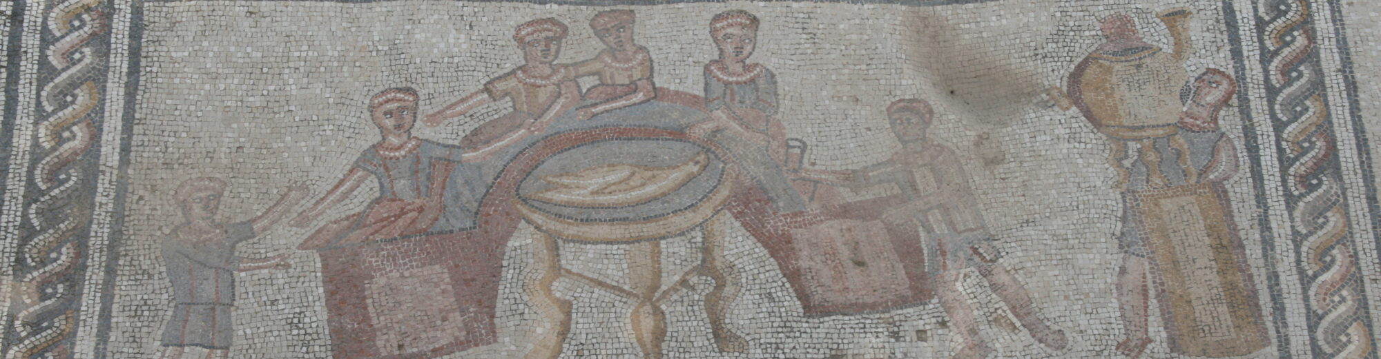 Meals in the Greco-Roman World